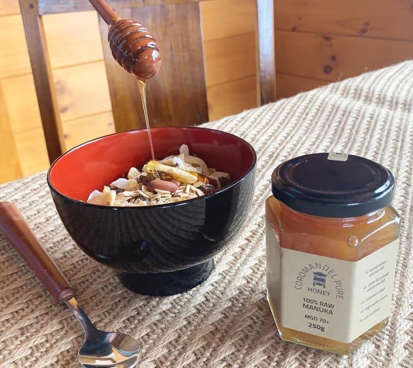 Coromandel Pure Honey