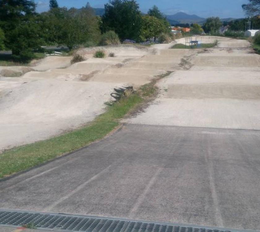 Paeroa BMX Track