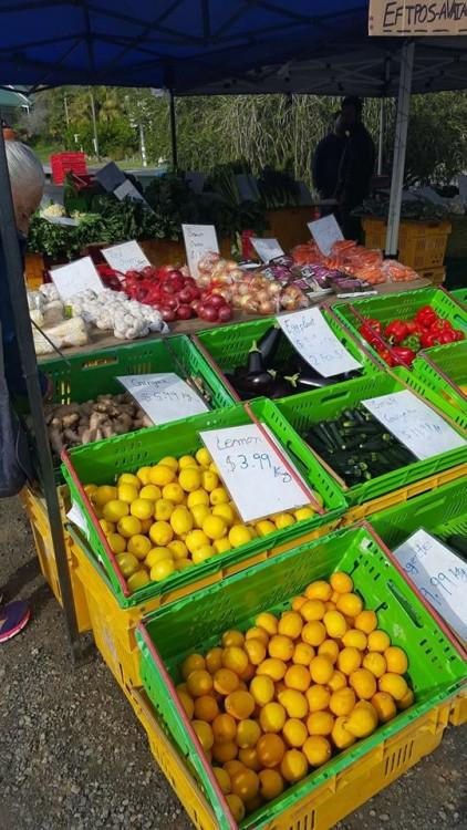 Tairua Market