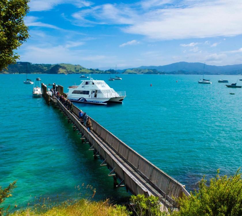 Auckland to Coromandel Ferry