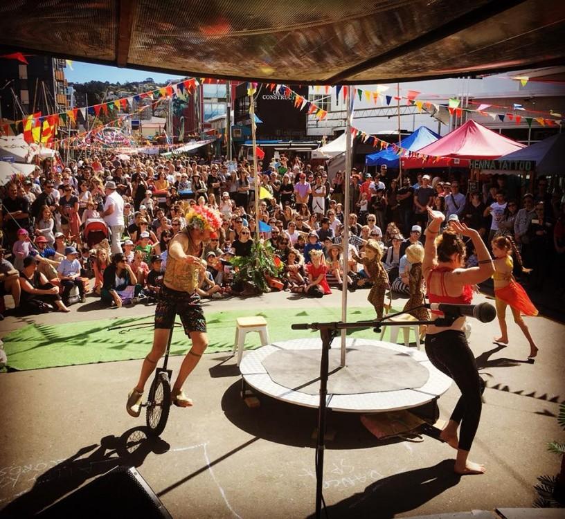 Ashton Family Circus CUBA