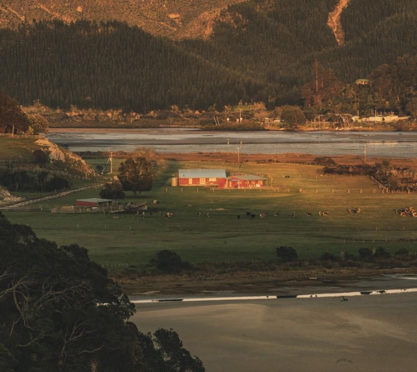 Bachcare Romantic Coromandel farmhouse