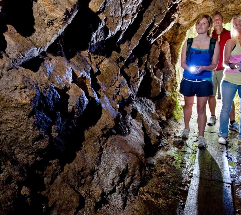 Broken Hill Puketui Cave