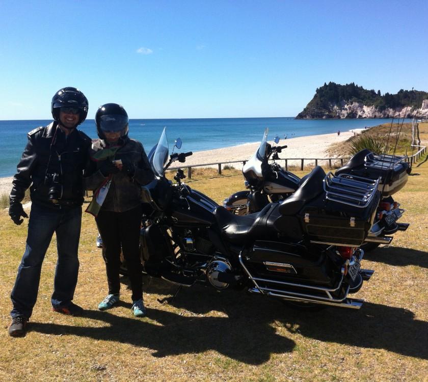 Bularangi Motorbikes - Coromandel Harley Davidson Rentals