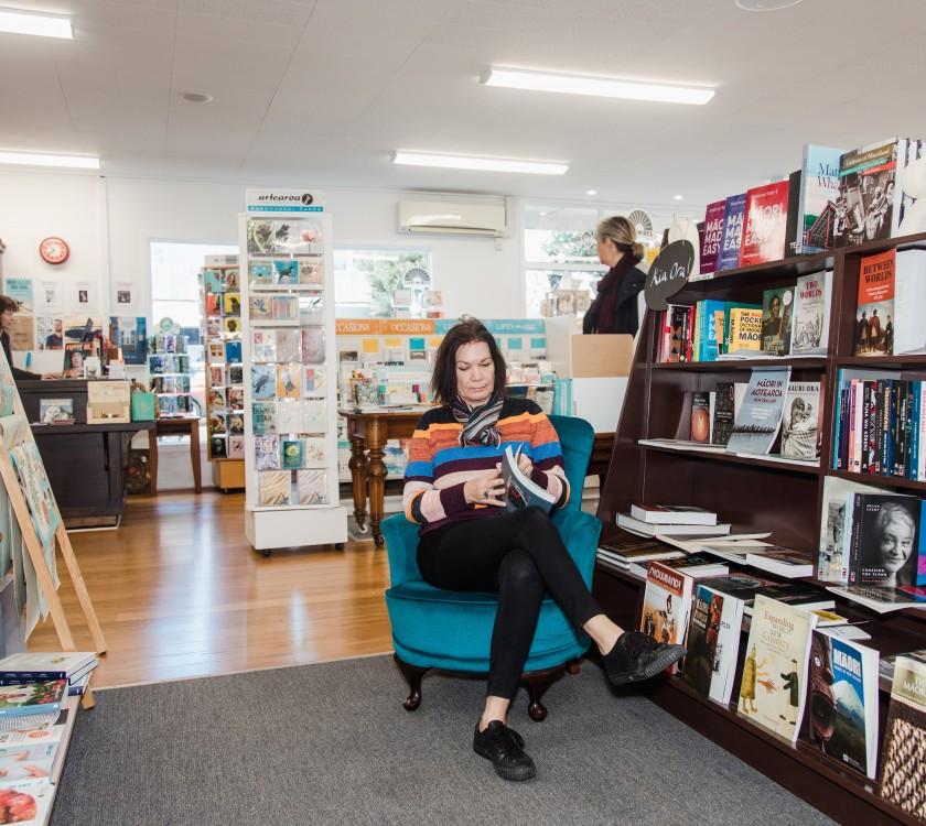 Carsons Bookshop 2