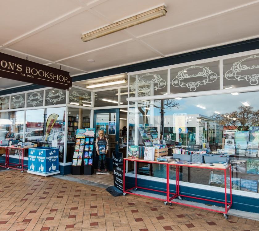 Carsons Bookshop