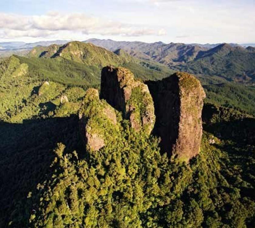 Castle Rock Trail to Te Rerenga
