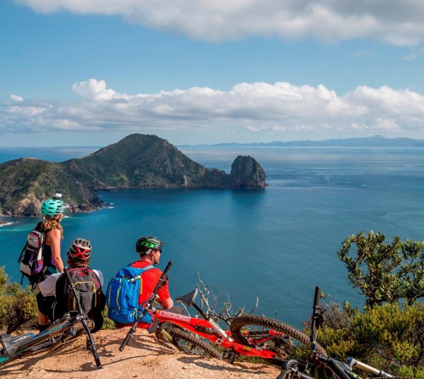 Coastal Walkway Mountain Bike Trail
