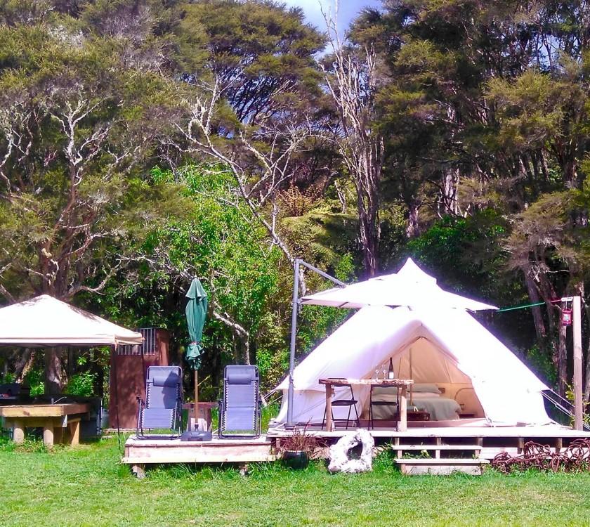 Coro Camping