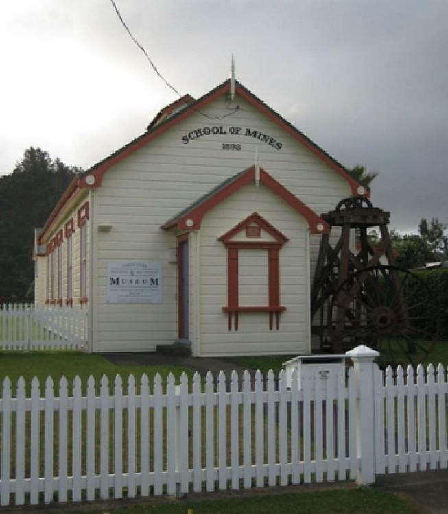 Coromandel School of Mines and Historical Museum
