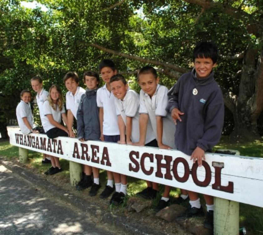 Whangamata Area School