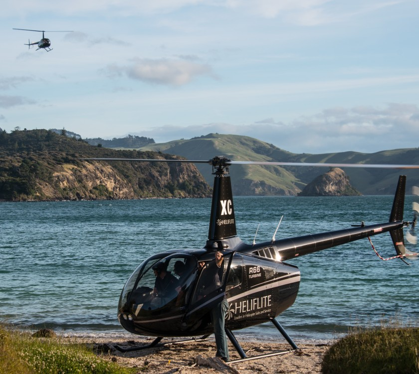 Heliflite Charter and Training