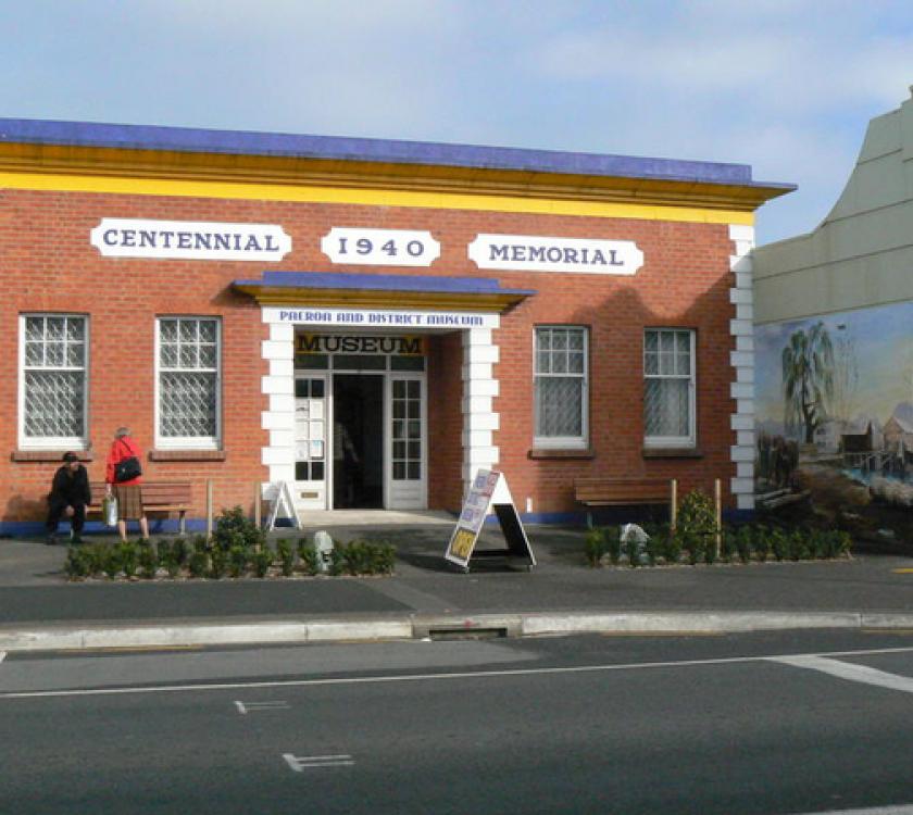 Paeroa Historical Society Museum