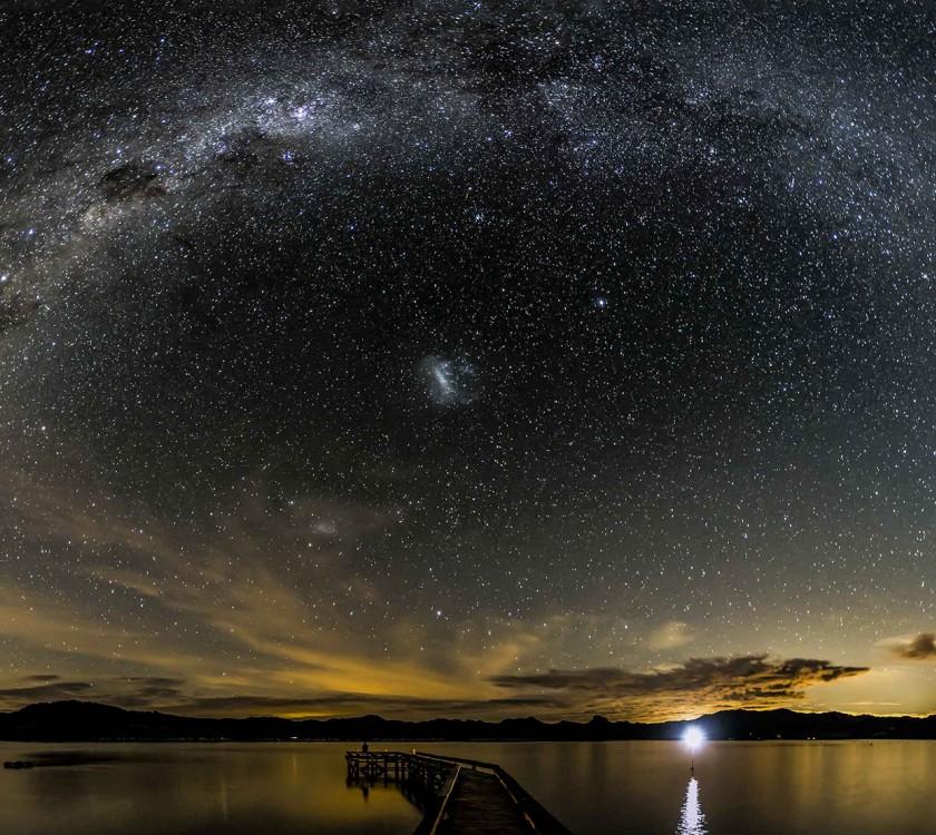Fishing by Starlight