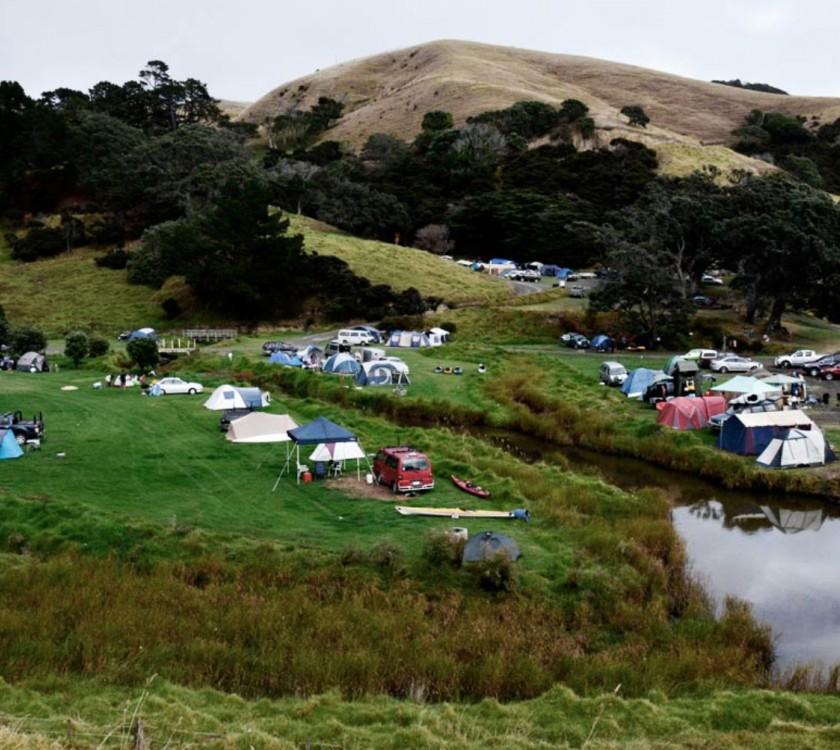 Fletcher Bay Campground