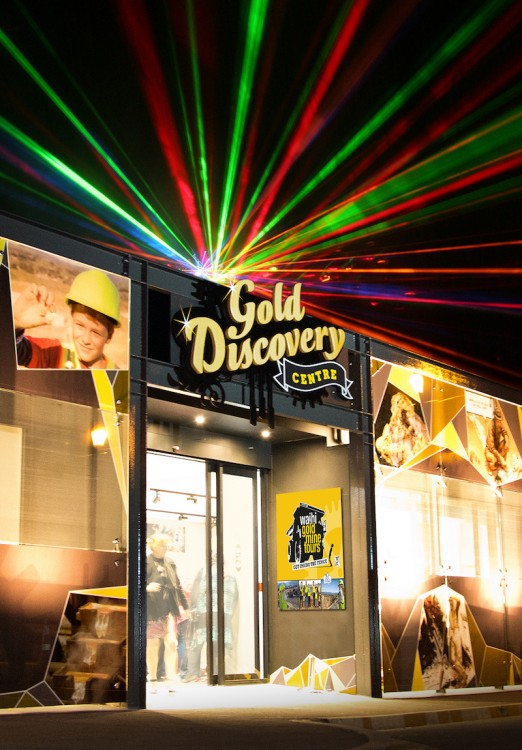 Discover Hauraki Gold - Bike the Trail, Ride the Train & Experience the Discovery Centre