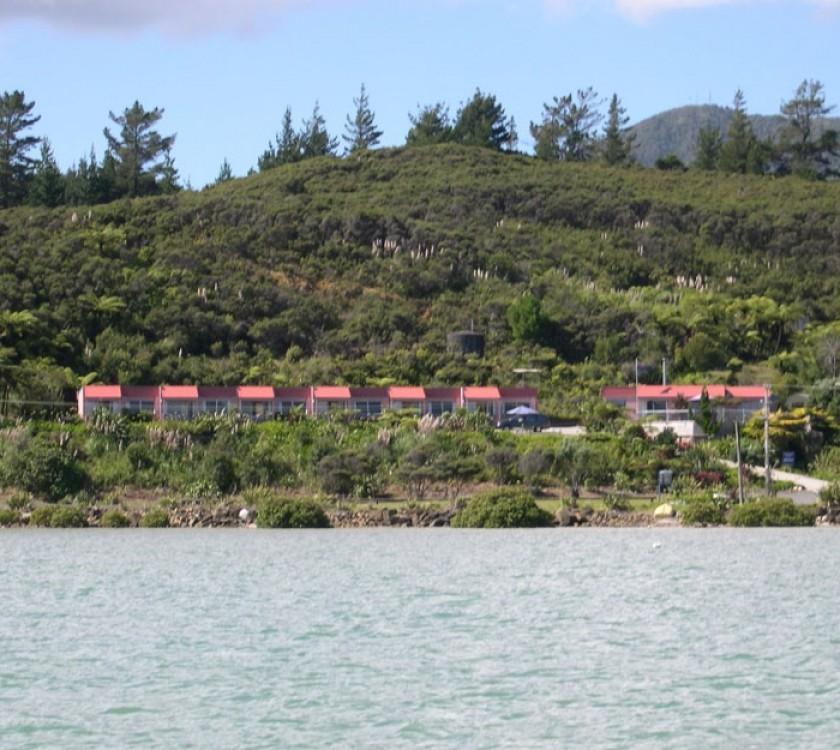 Harbour View Motel Coromandel Town