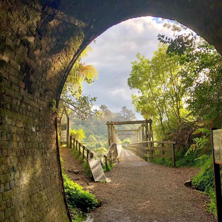 Karangahake Tunnel Walk