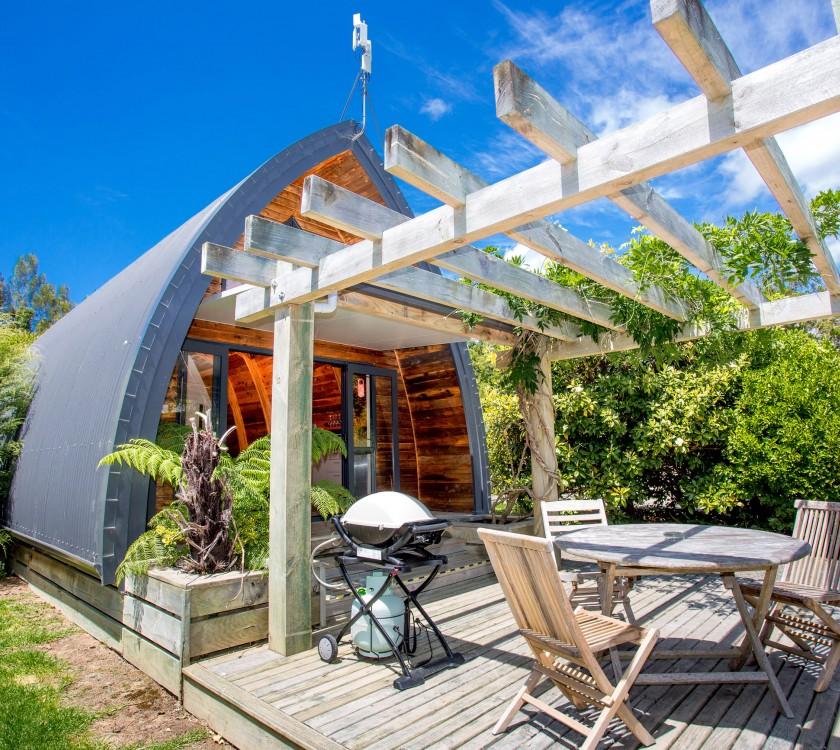 Hot Water Beach Deluxe Villa 3
