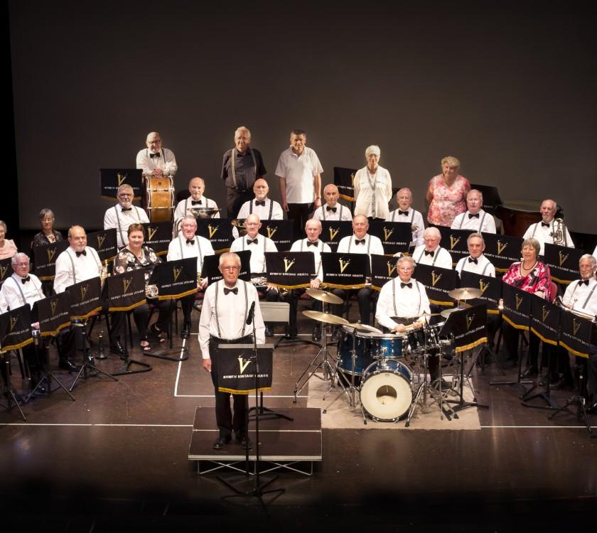 Kumeu Vintage Brass Band Formal