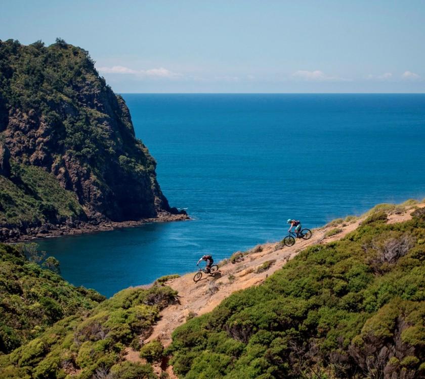 Mountain Biking Coastal Walkway2