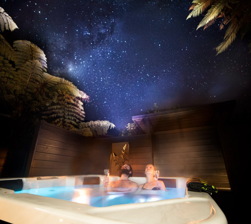 Lost Spring and Wairua Lodge Pamper Package