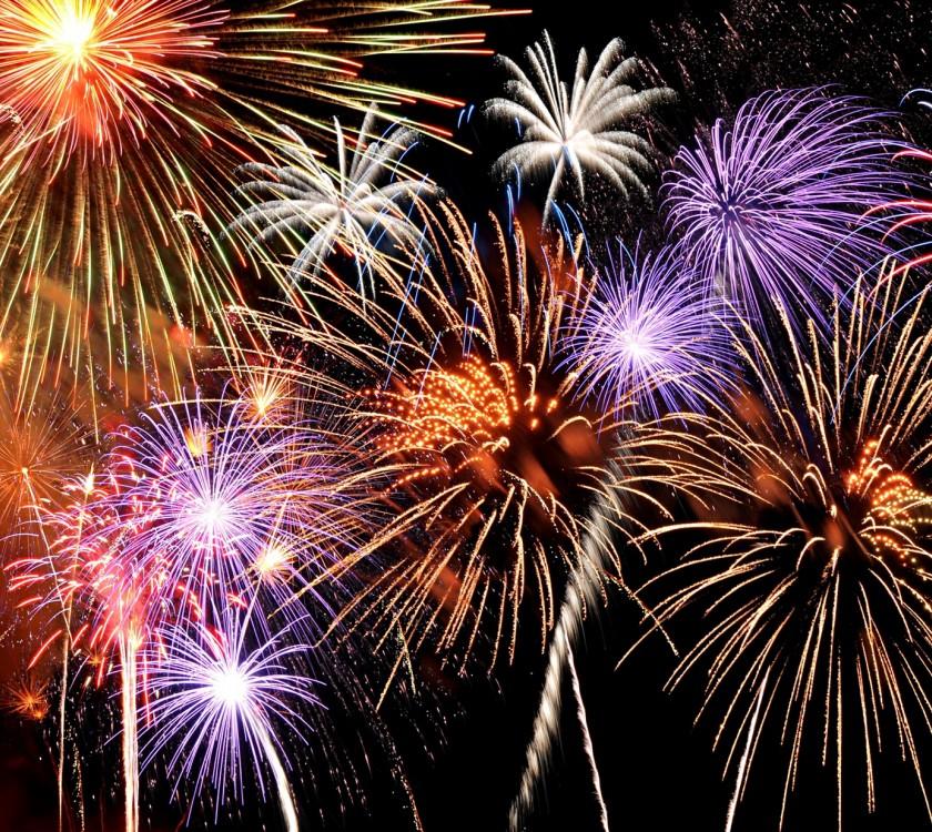 New Year Fireworks2
