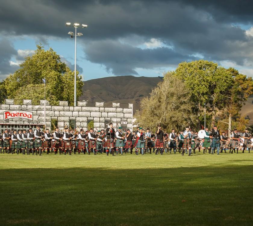 Paeroa Highland Games 1