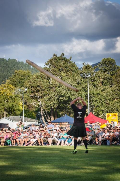 Paeroa Highland Games 3