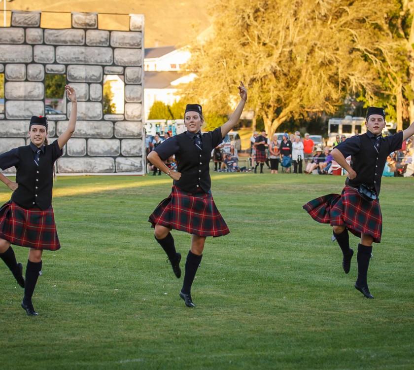 Paeroa Highland Games 5