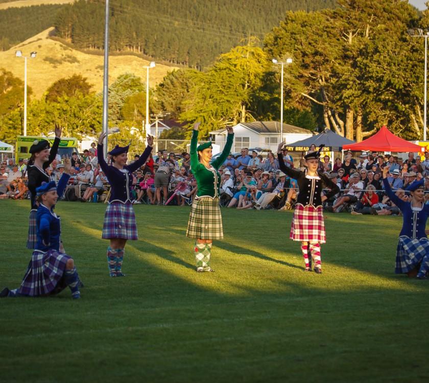 Paeroa Highland Games 6
