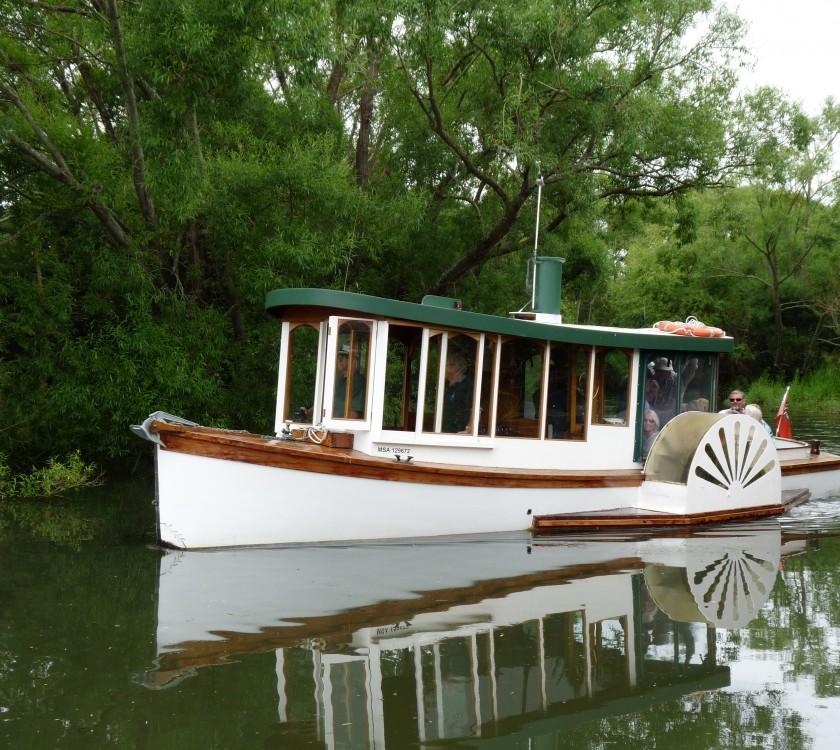 Paeroa Maritime Museum Boat Tours