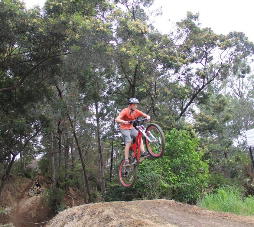 Scarface Mountain Bike Tracks