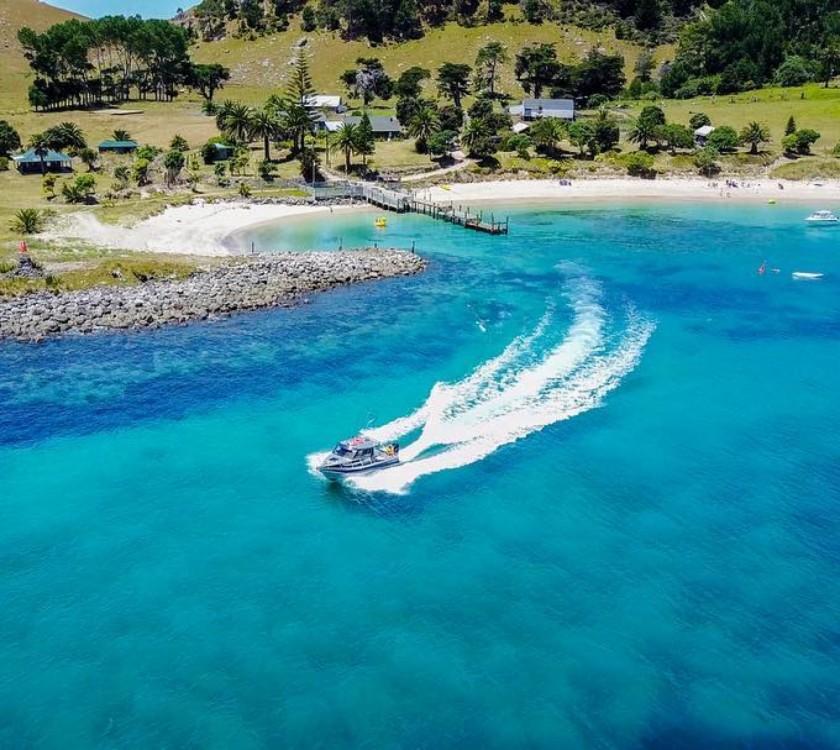 Slipper Island Resort v2