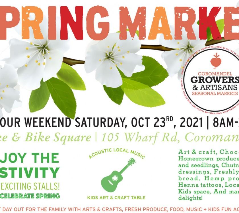 Growers & Artisans Spring Market