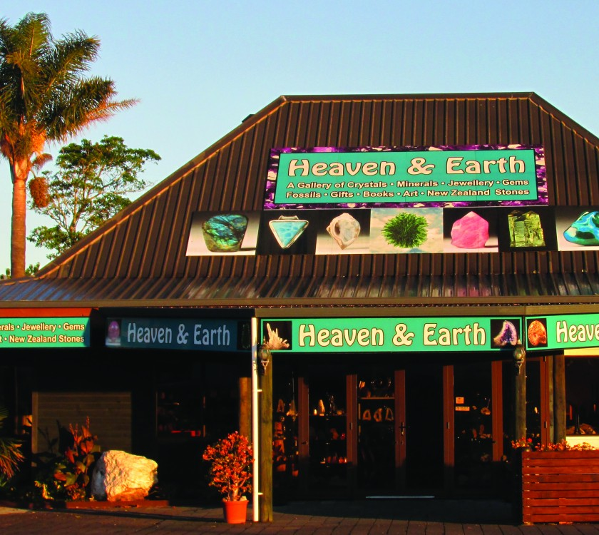 Heaven and Earth Crystals