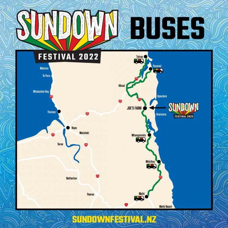 Sundown Festival Whangamata 1