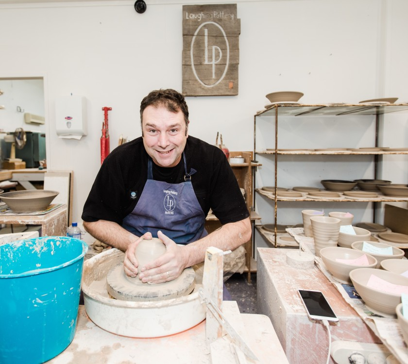 The Laughing Pottery