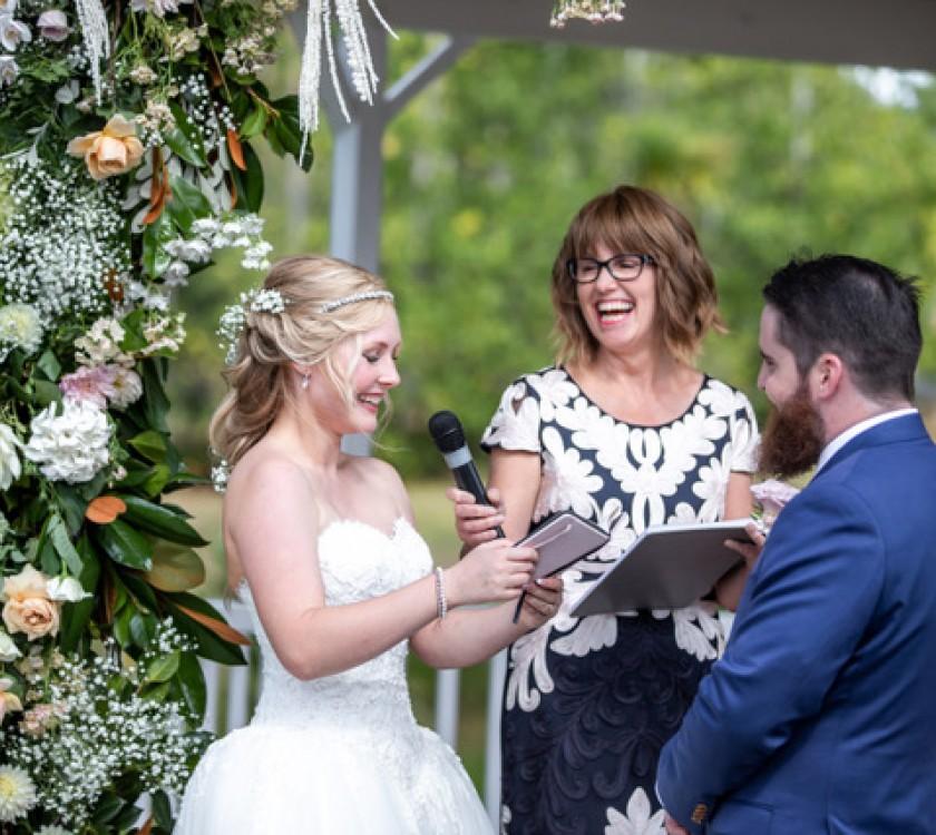 Weddings with Angela