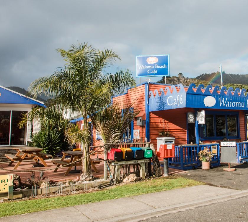 Waiomu Beach Cafe