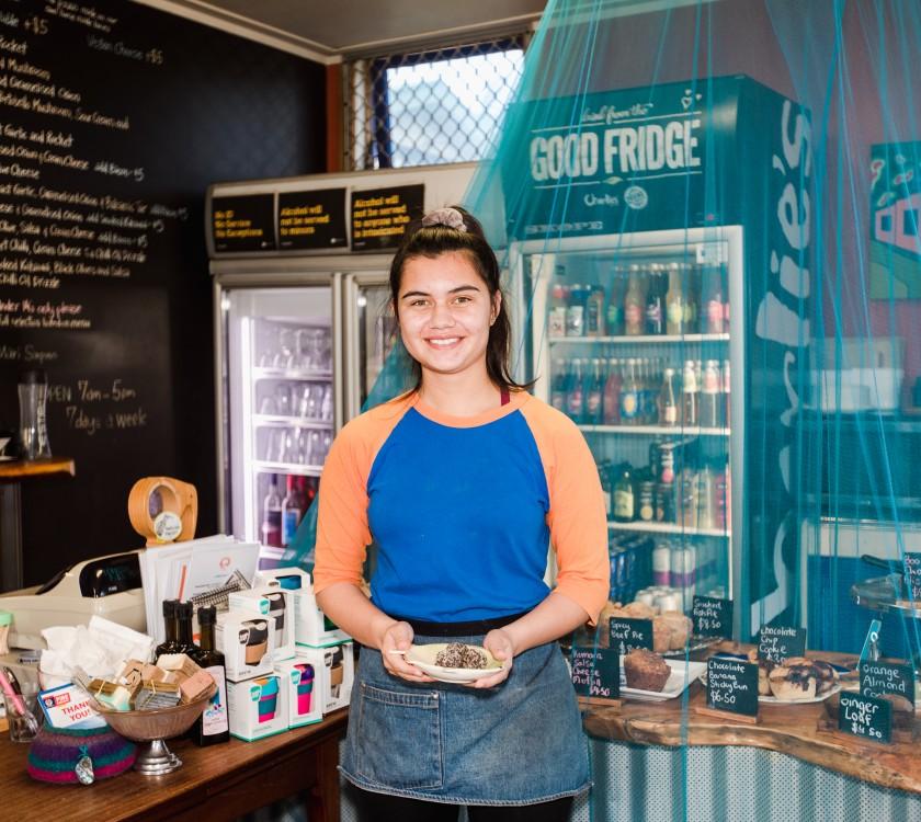 Waiomu Beach Cafe 19