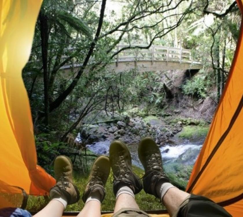 Wentworth Valley DOC Campground