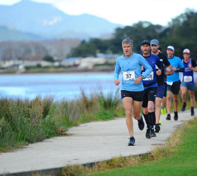 Whitianga Marathonboys in blue