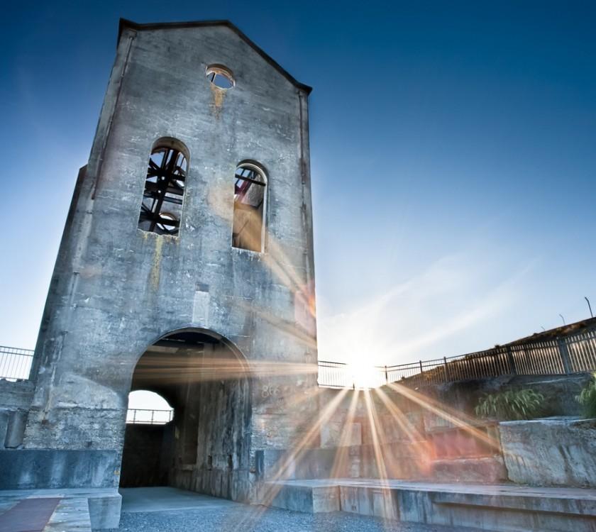 Cornish Pumphouse