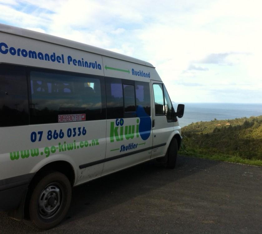 Go Kiwi Shuttles and Tours