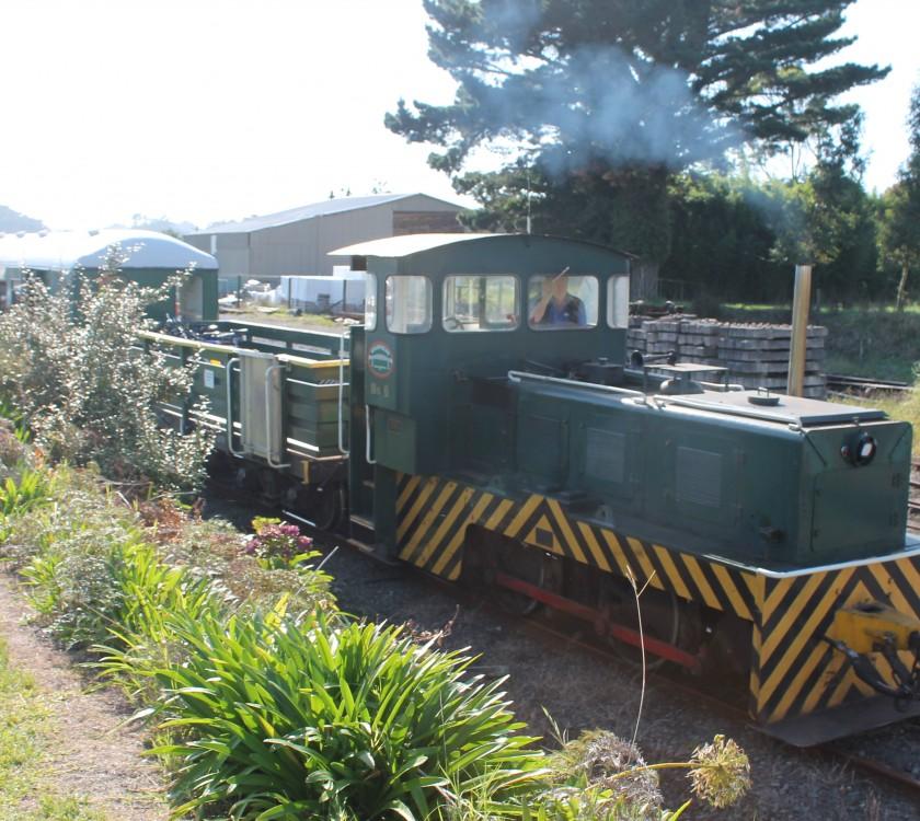 Goldfields Heritage Railway
