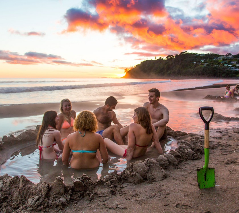 Hot Water Beach TOP 10 Holiday Accommodation