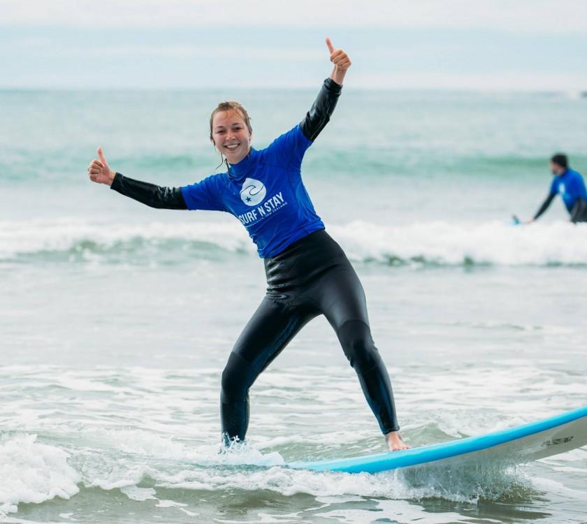 Surf n Stay Surf School & Hires