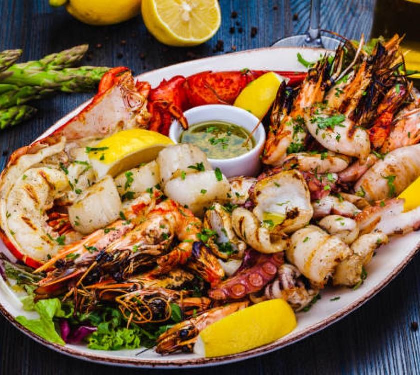 Whitianga Seafood-on-a-Plate Week