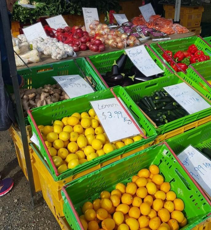 The Tairua Market